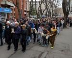 Пети масовни протест против насиља, правда за Вука