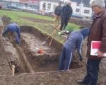 Iskopali rimski bedem u pirotskom parku