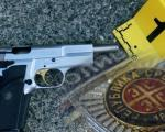 Полиција пронашла револвер, ловачки карабин и 868 комада различите муниције