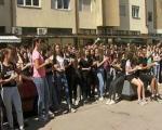 Ученици и професори у Куршумлији протестују због спајања школа