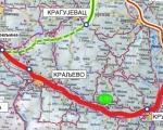 """Данас почетак радова на изградњи """"Моравског коридора"""", релација Појате - Прељина"""