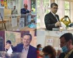 Funkcioneri i političari u Nišu izašli na glasanje (FOTO)