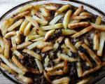 Zanimljivi recepti: Pomfrit musaka sa mlevenim mesom