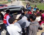Уручена помоћ за поплављене ромске породице у Прокупљу