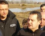 Дачић: Поплаве због небриге на локалу