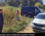 Пронађен изгорео аутомобил нестале породице Ђокић из Алексинца