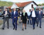 Михајловићева у посети Слободној зони Пирот: Велике могућности за развој водног и интермодалног транспорта