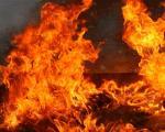 Zapalilo se taksi vozilo u Nišu