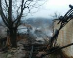 Пожар у селу Брезовица