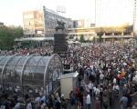Говорници на протесту у Нишу поновили своје ставове око нишког аеродрома