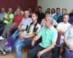 Одржан протест против ниске откупне цене малина у Бојнику