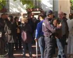 Протест радника Нишке пиваре (видео)