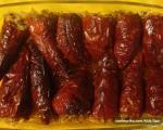Рецепти југа Србије: Пуњене суве паприке месом