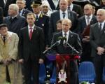 Дека из Прокупља: На паради због Путина