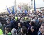Radikalski marš ulicama Niša (VIDEO)