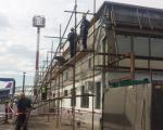 Поред четири нова шалтера, реконструкција аеродромске зграде тече по плану