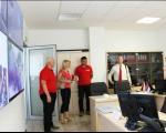 Представник америчке амбасаде посетио Српско-руски хуманитарни центар у Нишу
