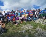 Na Ruj se popelo 1.200 planinara, najmlađi imao devet, najstariji 97 godina