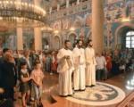 Saborni hram u Nišu obeležio svoju slavu
