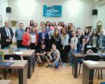 Ученици и професори из Сенте у посети Градској општини Медијана