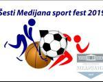 """Šesti """"Medijana sport fest"""" 2019."""