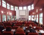 Прекид седнице Скупштине града Ниша због пријема амбасадора Шведске
