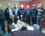 Merošina: Tradicionalni Svetosavski turnir u šahu održan je i ove godine na Oblačinskom jezeru