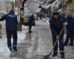 Лед на улицама и пуне руке посла за надлежене у Прокупљу
