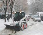 Чишћење снега у Нишу по приоритетима