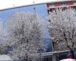 Vremenska prognoza: Oblačno i hladno sa slabim snegom