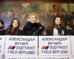 Na izbornoj listi Naprednjaka 32 kandidata sa juga Srbije