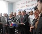 Vatromet u Leskovcu: SNS osvojila 43 mandata