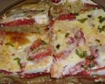 Стари рецепти југа Србије: Поховане паприке са сиром и печуркама, запечене у рерни
