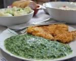 Стари рецепти из Ниша: Спанаћ и поховане шницле