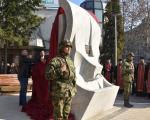 Spomenik posvećen stradalima u sukobima i NATO agresiji 1990-1999