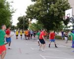 Одбојка и баскет у центру града