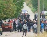 Нереди у Нишу, повређен полицајац