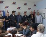 СПС се придружио СНС-у у Лесковцу