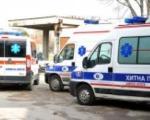 SUDAR U NIŠU: Vozilo agencije za obezbeđenje se zakucalo u gradski autobus