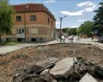 Počela rekonstukcija Šumadijske ulice