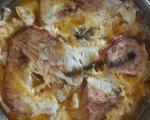 Стари рецепти југа Србије: Запечен суви врат са паприкама