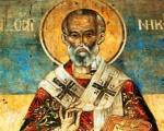 Свети Никола - Никољдан