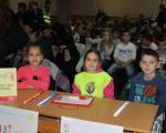 Предшколци и ученици у такмичењу о безбедности саобраћаја