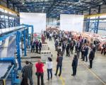 U Leskovcu otvorena rumunska fabrika sendvič panela, vredna 11 miliona evra