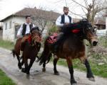 U Babušnici jahanjem neosedlanih konja prizivaju proleće i berićet