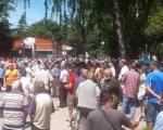 """Протест испред Топлане: Тражи се контрола рада """"Топлане"""" у Нишу"""