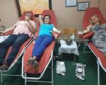 """Запослени у """"Тржници"""" у акцији добровољног давања крви"""