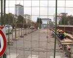 Stanković. Rekonstrukcija Tvrđavskog mosta traje već sedam meseci