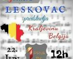 """""""Srbija u ritmu Evrope"""": Leskovac predstavlja Kraljevinu Belgiju"""