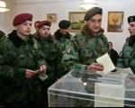 U Vojsci glasanje na 26 mesta